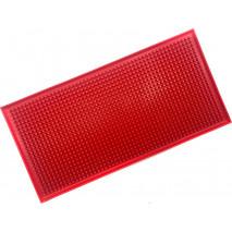 Коврик для инструментов 30х15 красный