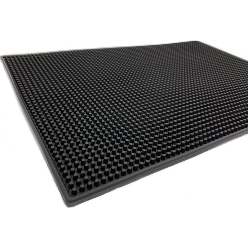 Резиновый коврик для инструментов барбера 45х30
