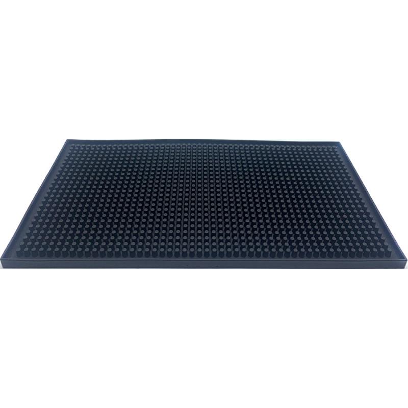 Резиновый коврик для инструментов барбера 30х15