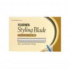 Лезвия филировочные Feather Styling Blade  (50 шт)