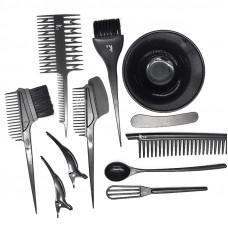 Инструменты и принадлежности черные «K11» для окрашивания