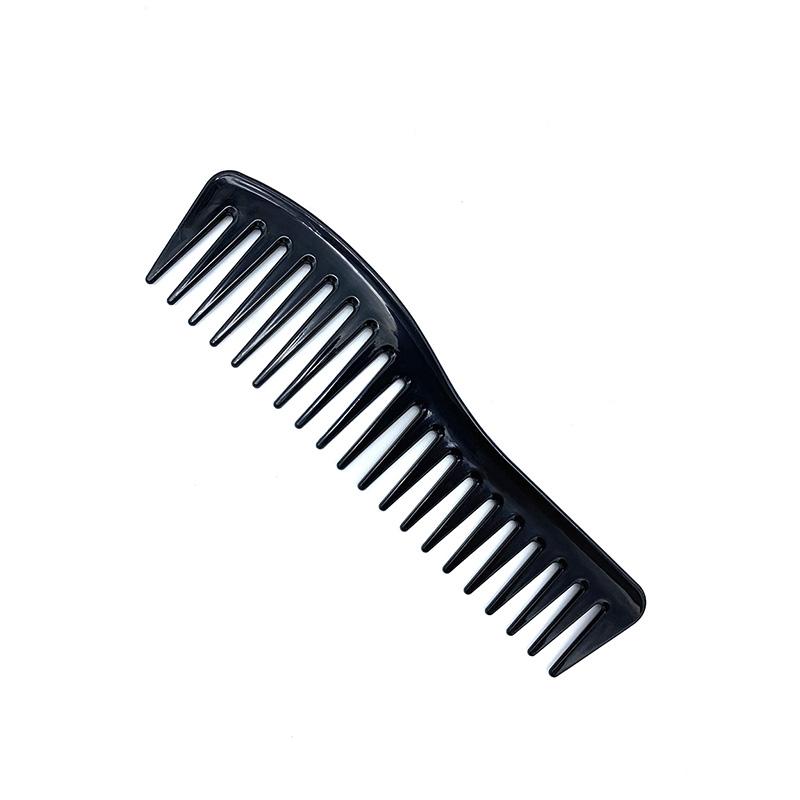 Гребень черный – пластиковый для укладки волос