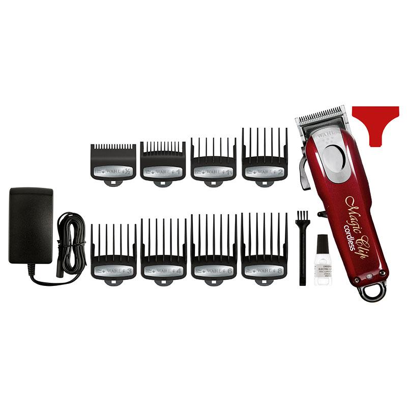 Wahl Hair clipper Magic Clip Cordless 5star red (оригинал)
