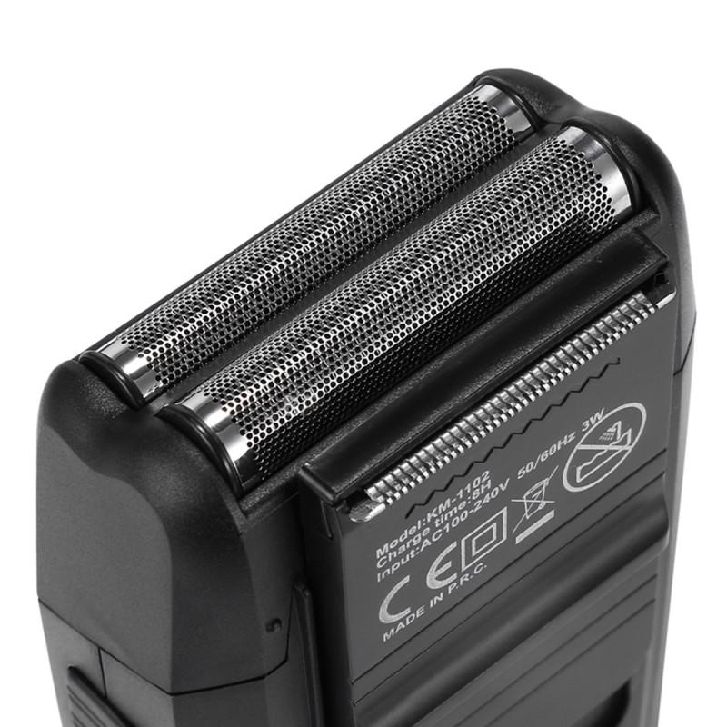 Шейвер Kemei KM-1102 для стрижки бороды