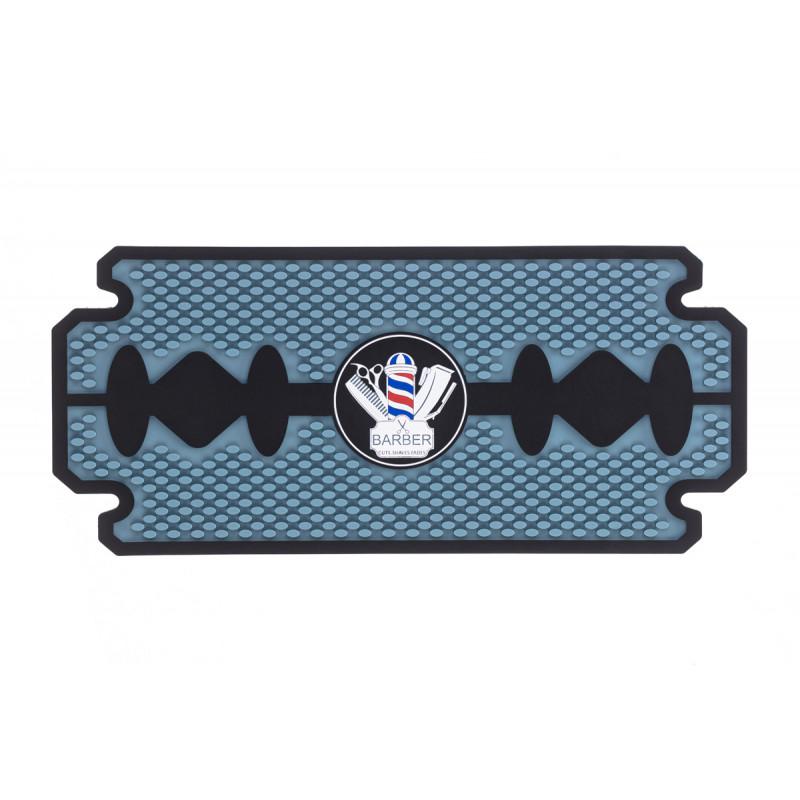 Резиновый коврик для инструментов в форме лезвия 44x20 см
